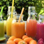 果汁100%なら赤ちゃんでも大丈夫?濃縮還元とストレートの違いを知ろう